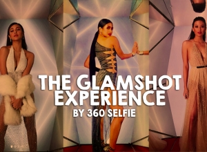 360 Selfie brings the GlamShot experience to the Philippines