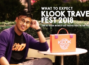 What to expect at the KLOOK TRAVEL FEST 2018: The 1st ever Mobile-led Travel Fest