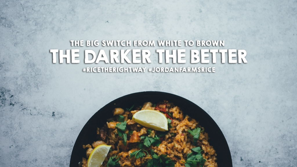 The Darker the better – Rice the Right Way!