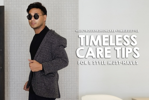 Timeless Care Tips for 5 Style Must-haves