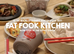 10 Fat Fook Kitchen Dishes that brought my tummy back to Taiwan