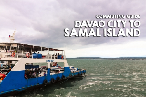 Commute Guide: How to go to Samal Island (Peñaplata) from Davao City