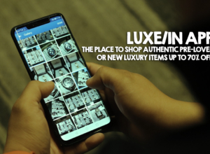 LUXE IN: The App to shop Authentic Pre-loved Luxury Items like LV, Rolex, Pandora and more up to 70% OFF!
