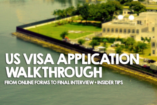 US VISA Application Walkthrough – From Online Forms to Final Interview + Insider Tips