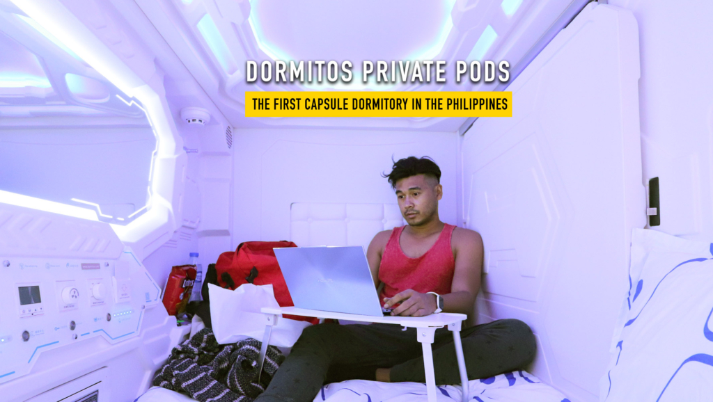 (Review) Dormitos, The First Capsule Dormitory in the Philippines