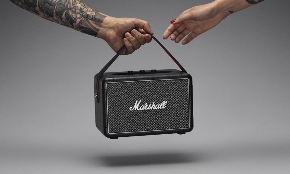 Hit the Road with Marshall Portable Speakers – Tufton, Killburn II and Stockwell II