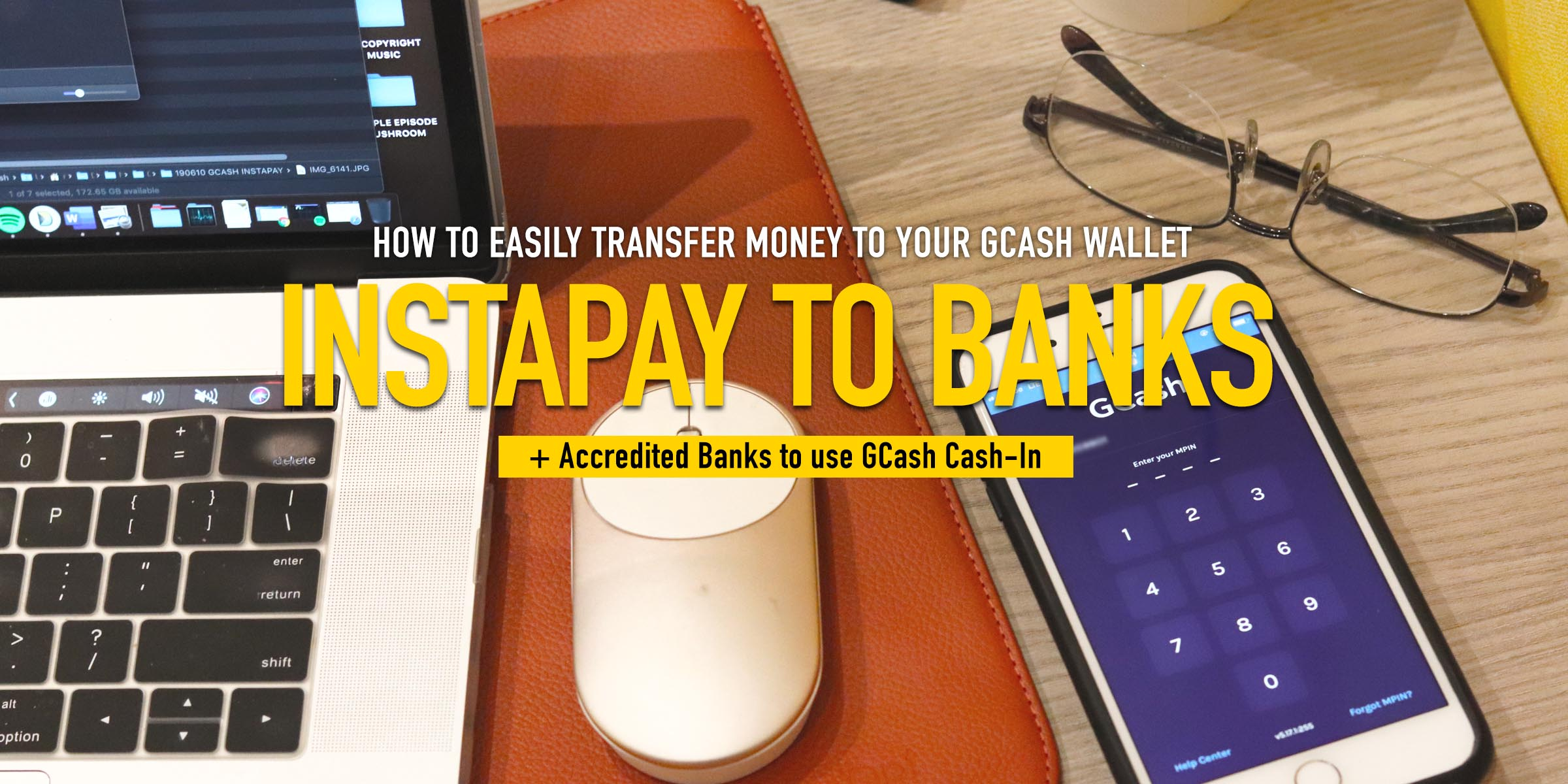 How to Easily Transfer Money via Instapay to Banks to your
