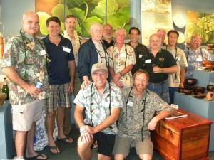 The Honolulu Woodturners