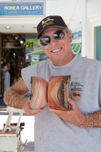 Tom Young, Honolulu Woodturners