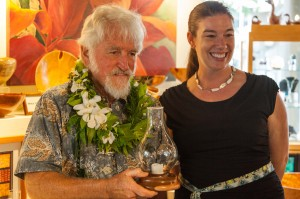 Eric Le Buse and Suzanne of Hawaii Literacy