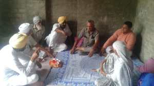 People's Movement Co. Balbir Singh has not been stingy
