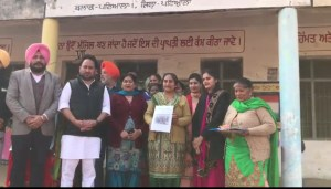 Principal Parminderjit Pal Kaur taking enormous benefit of education for students in government schools