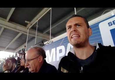 Lazio-Benevento 5-3, il commento post gara di Franco Capodaglio e Augusto Sciscione (VIDEO)