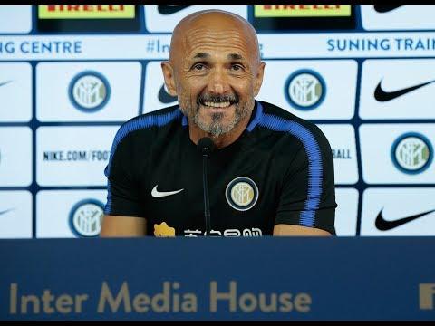 Spalletti Lazio-Inter