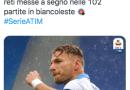 La Lega Serie A celebra Ciro Immobile: nessuno come lui.