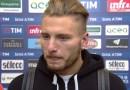 """Atalanta-Lazio, Immobile: """"E' un periodo che gira male. Dobbiamo rialzare la testa"""""""
