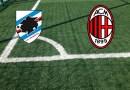 Serie A: Sampdoria-Milan, le parole di Gattuso e Giampaolo