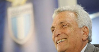 """Lazio, Diaconale: """"Allenamenti? Qualcuno cerca di influenzare il governo a discapito di chi si è comportato virtuosamente"""""""