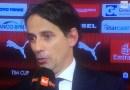 """Napoli-Lazio, Inzaghi: """"Tenevamo molto a questa competizione. Avremmo dovuto evitare il gol a freddo"""""""