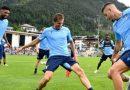 Lazio-Triestina 3-0 FINE PRIMO TEMPO