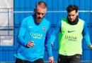 """Boca Juniors, Zarate accoglie De Rossi: """"Anni di rivalità, ma ora assieme"""""""