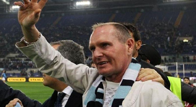 Gascoigne storie di Lazio
