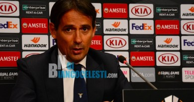 """Lazio-Bologna, Inzaghi in conferenza stampa: """"Sono felice per la vittoria, peccato solo per il gol finale. Sono soddisfatto dell'ingresso dei nuovi"""""""
