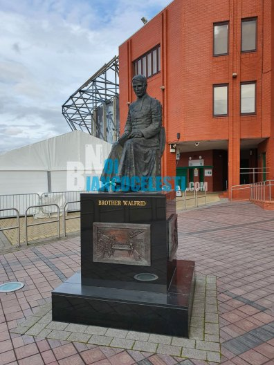 Celtic-Lazio Glasgow12