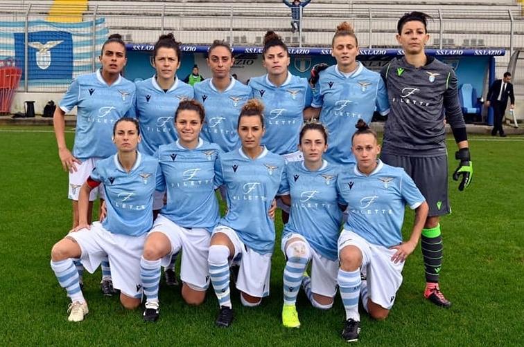 SS Lazio Women derby a Formello - Noi Biancocelesti