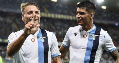 Lazio, Immobile e Correa la coppia più bella d'Europa