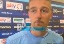 VIDEO   Mixed zone Lazio-Lecce: le dichiarazioni di Milinkovic-Savic e Strakosha