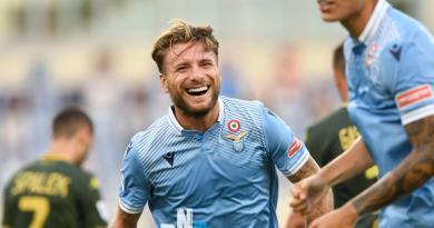 """Lazio-Bologna, Immobile: """"Abbiamo fatto una partita paziente. Siamo stati bravi a portarla a casa."""" E sull'esultanza di Luis Alberto…"""