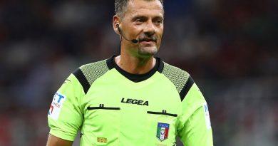 Serie A, Bologna-Lazio: la designazione arbitrale