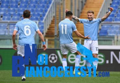 Lazio-Benevento, le pagelle: Immobile e Correa fanno tutto