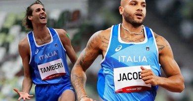 Tokyo 2020: Jacobs e Tamberi due ori storici