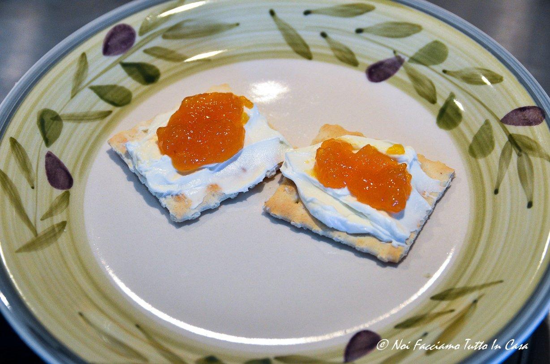 Marmellata di Arance e Peperoncini