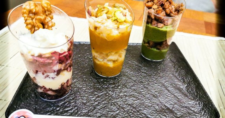 Finger Food in Bicchierino – Ricette Golose