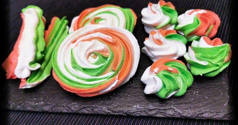 Meringhe Tricolore – ricetta perfetta –