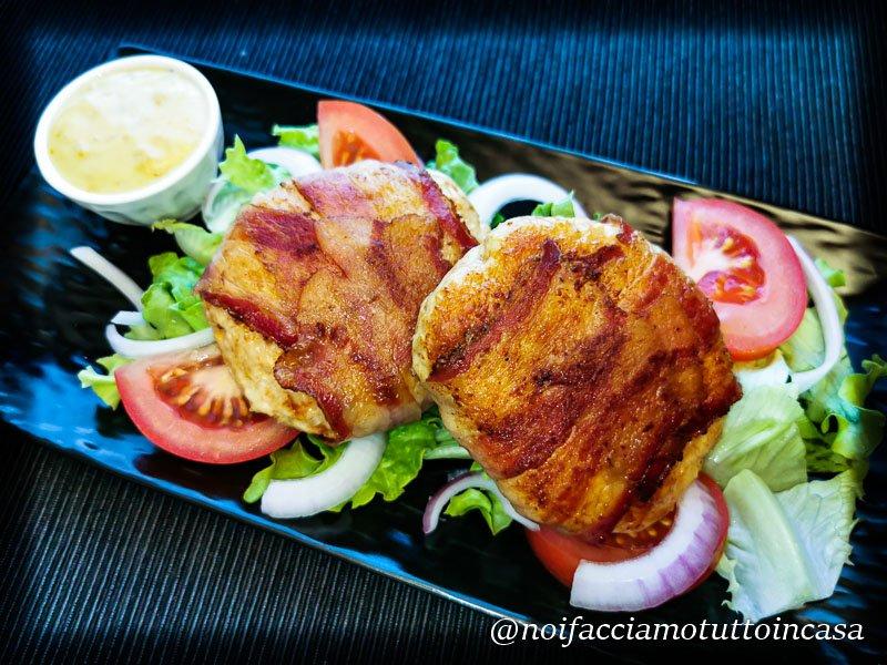 Hamburger di Pollo Golosi