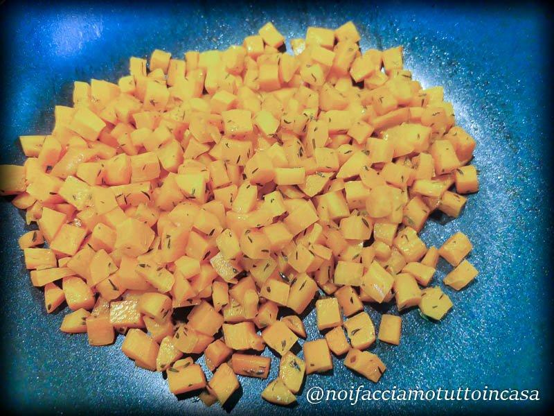 insalata fredda di grano saraceno