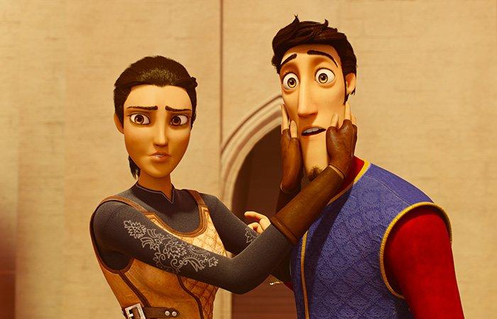 Fordítsuk meg a mesét! Most a herceget kell életre csókolni! - Bűbáj herceg és a nagy varázslat premier előtti vetítésén jártunk