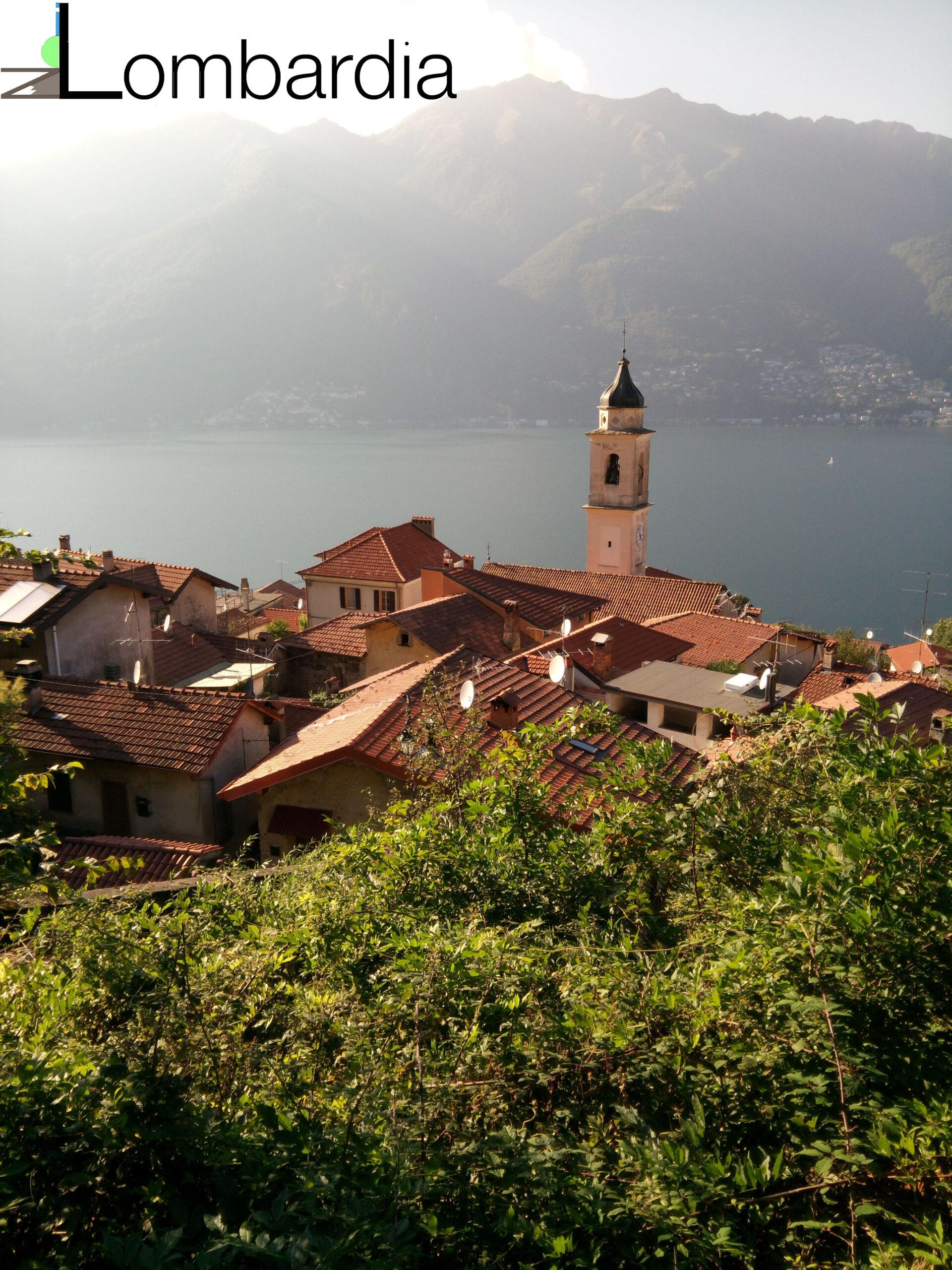 Il borgo di Tronzano Lago Maggiore