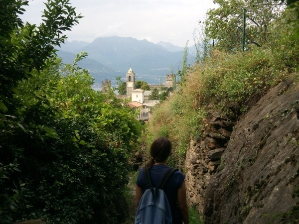Corenno Plinio: Borgo Medievale di Dervio