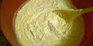Ricetta pan di spagna bimby