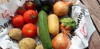 passata di verdure svezzamento