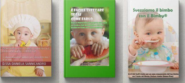 ebook e libri svezzamento e alimentazione