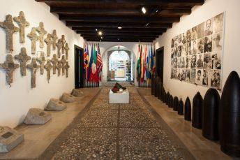 Museo di Caporetto - interni