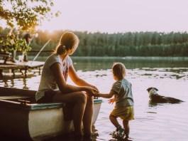 tempo di qualità con i figli