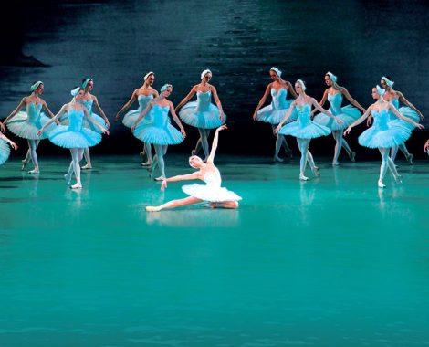 Il lago dei cigni Teatro Nuovo