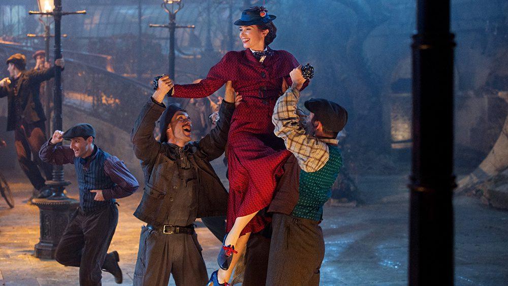 Il ritorno i Mary Poppins